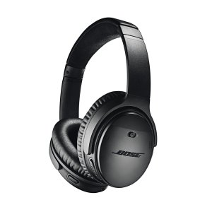 BOSE Googleアシスタント搭載スマートヘッドホン(ブラック) Bose QuietComfort 35 wireless headphones II QuietComfort 35 wireless headphones II 返品種別A|joshin