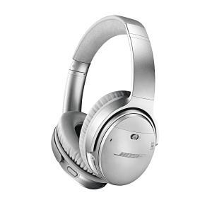 BOSE Googleアシスタント搭載スマートヘッドホン(シルバー) Bose QuietComfort 35 wireless headphones II QuietComfort 35 wireless headphones II 返品種別A|joshin