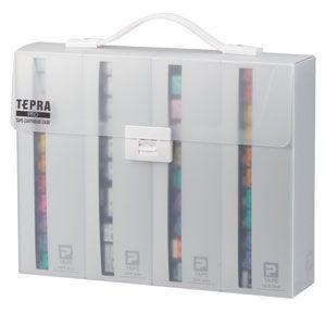 キングジム 「テプラ」PRO用 テープカートリッジケース S...