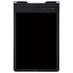 キングジム 電子メモパッド boogie board(ブギーボード) ブラック BB-9 返品種別A|joshin
