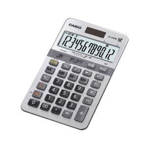 カシオ 本格実務電卓 12桁 JS-20DB-N 返品種別A|joshin