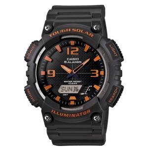 カシオ スタンダードソーラー時計 メンズタイプ AQ-S810W-8AJF 返品種別A|joshin
