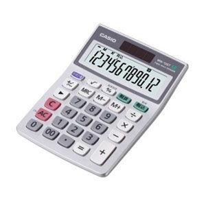 カシオ 特大表示電卓 12桁 MW-12GT-N 返品種別A|joshin