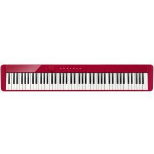 カシオ 電子ピアノ(レッド) CASIO Privia(プリヴィア) PX-S1000-RD 返品種...