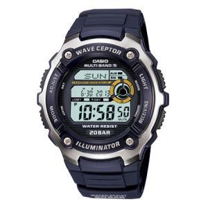 カシオ SPORTS GEARデジタル電波時計 WV-M200-2AJF 返品種別A|joshin