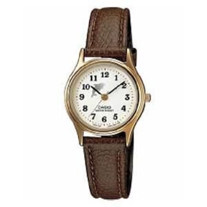 カシオ スタンダードアナログ時計 レディースタイプ LQ-398GL-7B4 返品種別A|joshin