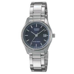 カシオ スタンダードアナログ時計 レディースタイプ LTP-1175A-2AJF 返品種別A|joshin