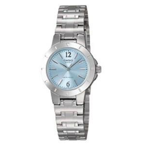 カシオ スタンダードアナログ時計 レディースタイプ LTP-1177A-2AJF 返品種別A|joshin