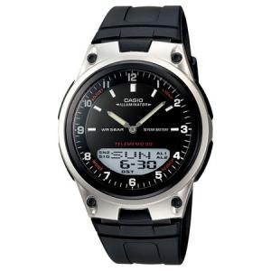 カシオ スタンダードデジアナ時計 AW-80-1AJF 返品種別A|joshin