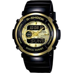 カシオ Treasure GoldGショック デジアナ時計 G-300G-9AJF 返品種別A