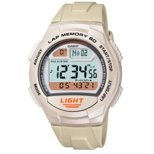 カシオ SPORTS GEARデジタル時計 W-734J-7AJF 返品種別A|joshin