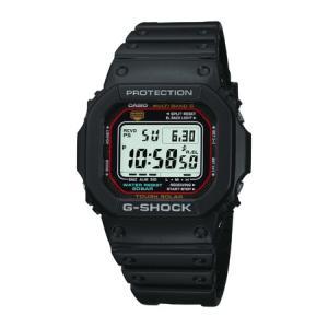 カシオ G-SHOCK MULTI BAND6Gショック ソーラー電波時計 GW-M5610-1JF 返品種別A|joshin