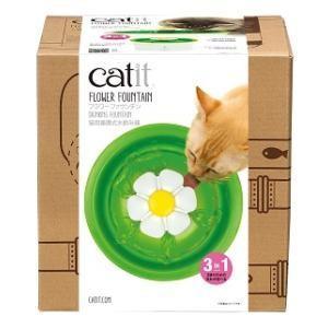 GEX catit フラワーファウンテン ジェックス CATITフラワ-フアウンテン 返品種別A|joshin