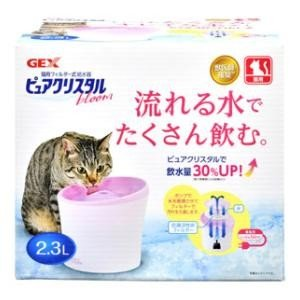 ピュアクリスタル ブルーム 2.3L 猫用・複数飼育用 ジェックス PCブル-ム2.3Lネコフクスウ 返品種別B|joshin
