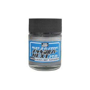 GSIクレオス Mr.カラー スーパーメタリック メッキシルバーNEXT(SM08)塗料 返品種別B|joshin