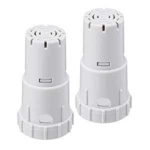 シャープ 加湿空気清浄機用交換カートリッジ(2個) SHARP Ag+イオンカートリッジ FZ-AG01K2 返品種別A|joshin