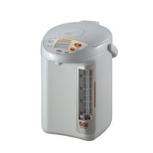 象印 マイコン沸とう電動ポット 5.0L グレー ZOJIRUSHI CD-PB50-HA 返品種別A joshin