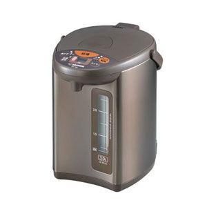 象印 マイコン沸とう電動ポット 3.0L メタリックブラウン ZOJIRUSHI CD-WU30-TM 返品種別A|joshin