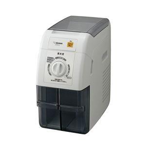 象印 家庭用精米機(10合用) ホワイト ZOJIRUSHI つきたて風味 BR-WA10-WA 返品種別A|joshin