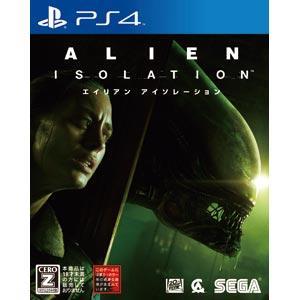 セガ (PS4)ALIEN:ISOLATION -エイリアン アイソレーション- 返品種別B|joshin