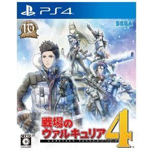 セガゲームス (PS4)戦場のヴァルキュリア4(通常版) 返品種別B|joshin