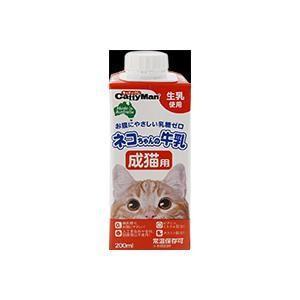 ネコちゃんの牛乳 成猫用 200ml ドギーマ...の関連商品4