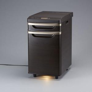ツインバード 17Lベッドサイド冷蔵庫(ブラウン) TWINBIRD HR-D282BR 返品種別A|joshin