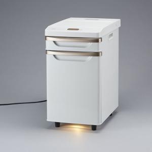 ツインバード 17Lベッドサイド冷蔵庫(ホワイト) TWINBIRD HR-D282W 返品種別A|joshin