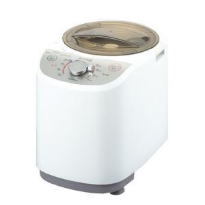 ツインバード コンパクト精米器(1〜4合) ホワイト TWINBIRD 精米御膳 MR-E520W 返品種別A|joshin