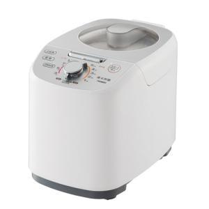 ツインバード コンパクト精米器(1〜5合用) ホワイト TWINBIRD 精米御膳 MR-E751W 返品種別A|joshin