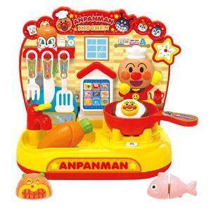 ジョイパレット タッチでおしゃべり スマートアンパンマンキッチンそれいけ! アンパンマン 返品種別B