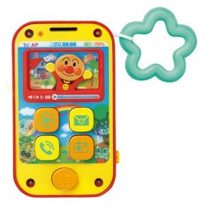 ジョイパレット アンパンマン でんわだいすき! はじめてスマートフォンそれいけ! アンパンマン 返品種別B|joshin