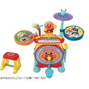 ジョイパレット アンパンマン ノリノリライブ♪ BIG電子ドラム&キーボードそれいけ! アンパンマン 返品種別B Joshin web