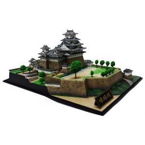 童友社 1/ 500 プレミアム 姫路城プラモデル 返品種別...