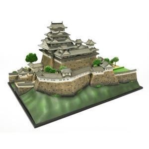 童友社 1/ 500 平成姫路城(白鷺城)プラモデル 返品種別B