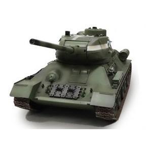 童友社 1/ 16 対戦戦車 ソビエト中戦車 T-34/ 85 2.4GHz(赤外線バトルシステム付き)ラジコン 返品種別B