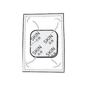 オムロン 低周波治療器用 粘着パッド OMRON...の商品画像