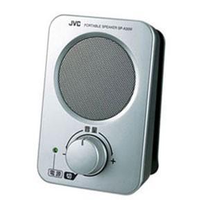 JVC TV用ポータブルスピーカー JVC KENWOOD SP-A35M-S 返品種別A|joshin