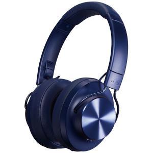 JVC Bluetooth対応ダイナミック密閉型ヘッドホン(ブルー) JVC SOLIDEGE SD...
