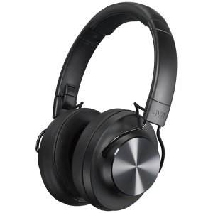 JVC Bluetooth対応ダイナミック密閉型ヘッドホン(ブラック) JVC SOLIDEGE S...