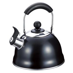 ベストコ (IH対応) 笛吹きケトル プルーン 2.3L(適正容量:1.8L) ステンレスカラー ND-7404 返品種別A joshin
