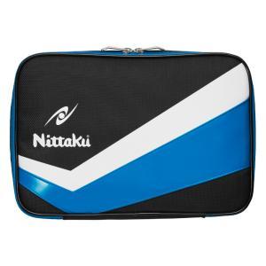 ニッタク 卓球用ラケットケース(ライトブルー) Nittaku スマッシュケース NT-NK7212...