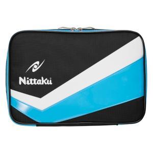ニッタク 卓球用ラケットケース(サックス) Nittaku スマッシュケース NT-NK7212-0...