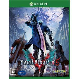 カプコン (封入特典付)(Xbox One)デビル メイ クライ 5 返品種別B|joshin