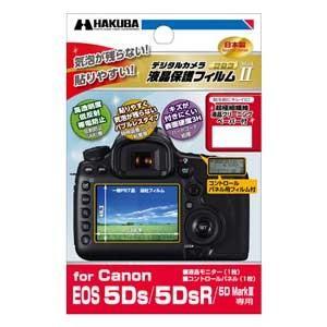 ハクバ Canon「EOS 5Ds/ 5DsR/ 5D MarkIII」用 液晶保護フィルム Mar...