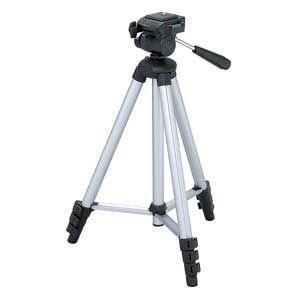 ハクバ 4段三脚(ビデオカメラ・コンパクトカメラ用) HAKUBA W-312 返品種別A|joshin