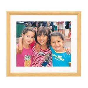 在庫状況:入荷次第出荷/※画像は使用イメージです。◆シンプル&ナチュラルな木目調額縁 ◆木目調化粧紙...