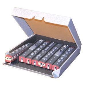 キャラテック (再生産)(HO) 80002 1/ 80 鉄道模型用車両ケース 20m級車両ケース ...
