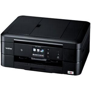ブラザー A4プリント対応 インクジェット複合機(ブラック) brother PRIVIO(プリビオ) DCP-J978N-B 返品種別A|joshin
