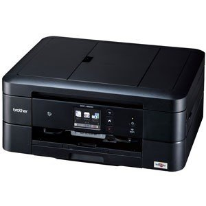 ブラザー A4プリント対応 インクジェットプリンタ複合機(ブラック) brother PRIVIO(...